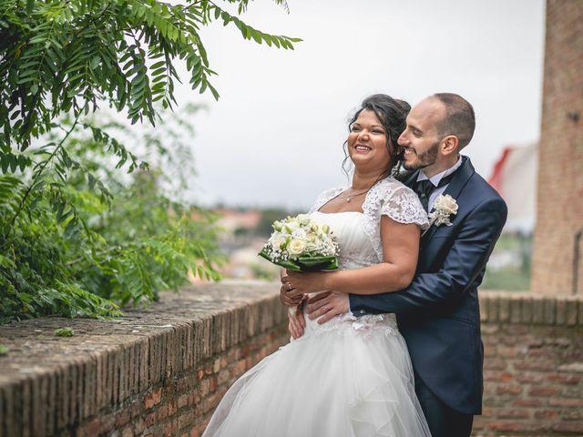 Il matrimonio di Andrea e Valentina a Forlimpopoli, Forlì-Cesena 42