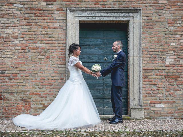 Il matrimonio di Andrea e Valentina a Forlimpopoli, Forlì-Cesena 44