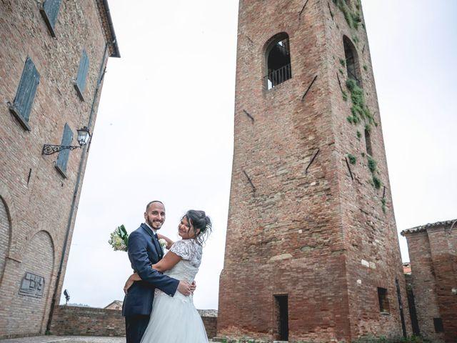 Il matrimonio di Andrea e Valentina a Forlimpopoli, Forlì-Cesena 46