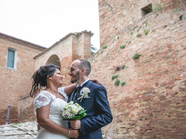 Il matrimonio di Andrea e Valentina a Forlimpopoli, Forlì-Cesena 47