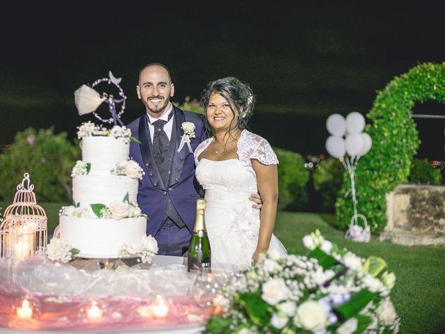 Il matrimonio di Andrea e Valentina a Forlimpopoli, Forlì-Cesena 70