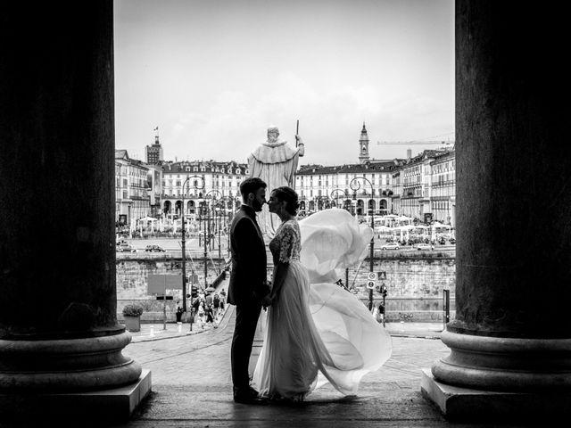 le nozze di Silvia e Luigi