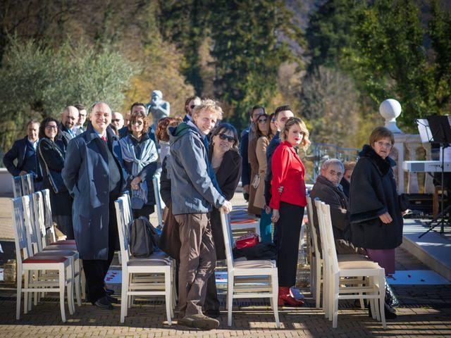 Il matrimonio di Fabio e Irene a Trescore Balneario, Bergamo 17