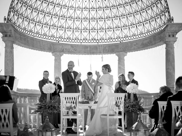 Il matrimonio di Fabio e Irene a Trescore Balneario, Bergamo 24