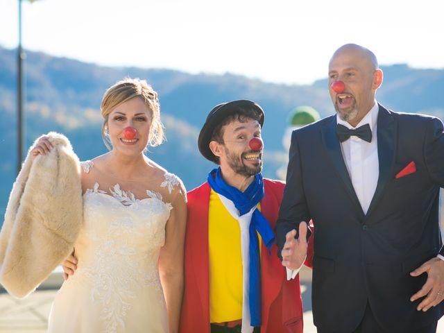 Il matrimonio di Fabio e Irene a Trescore Balneario, Bergamo 30