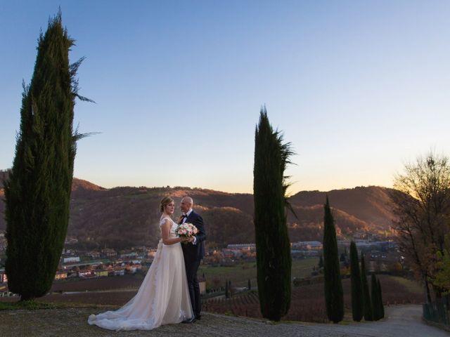 Il matrimonio di Fabio e Irene a Trescore Balneario, Bergamo 39