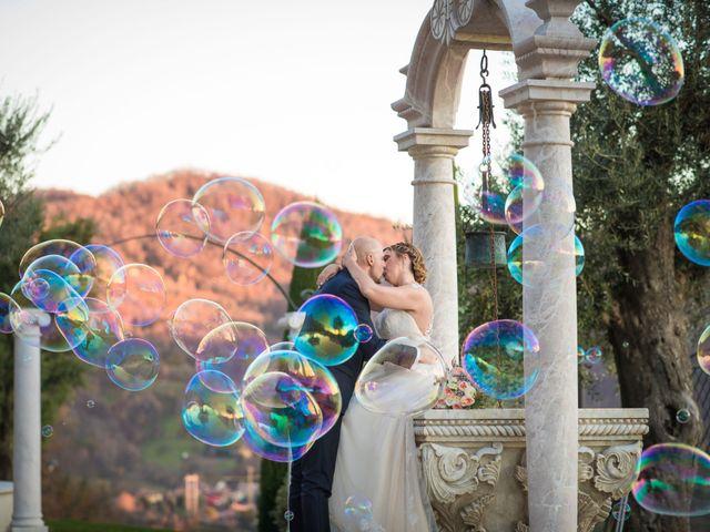 Il matrimonio di Fabio e Irene a Trescore Balneario, Bergamo 41