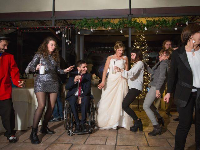 Il matrimonio di Fabio e Irene a Trescore Balneario, Bergamo 54