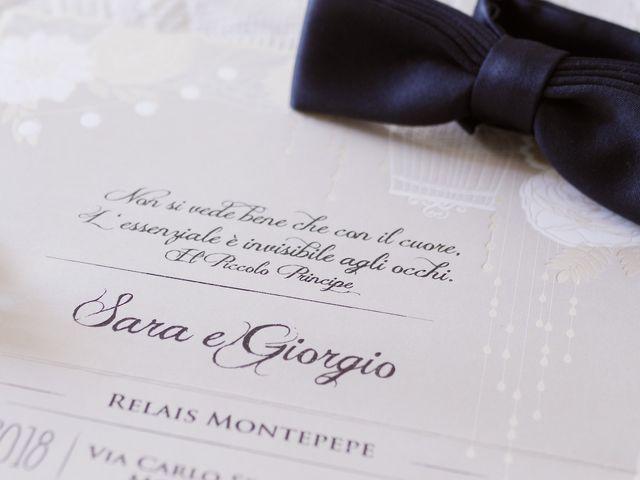 Il matrimonio di Giorgio e Sara a Massa, Massa Carrara 3