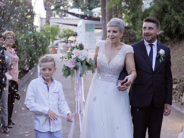 Il matrimonio di Giorgio e Sara a Massa, Massa Carrara 19