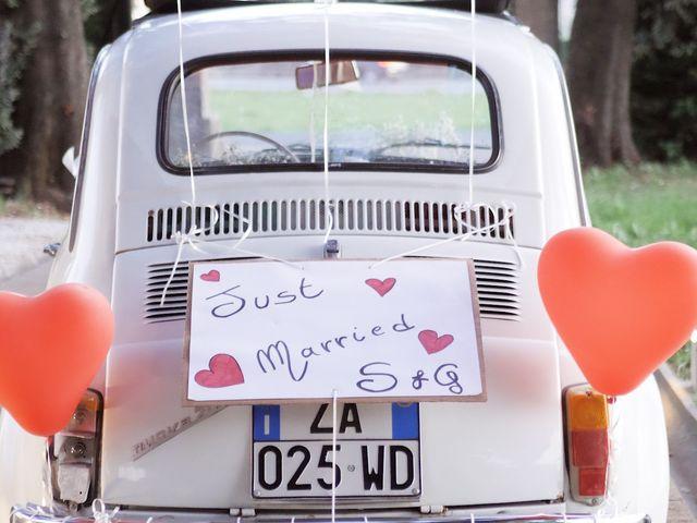 Il matrimonio di Giorgio e Sara a Massa, Massa Carrara 18