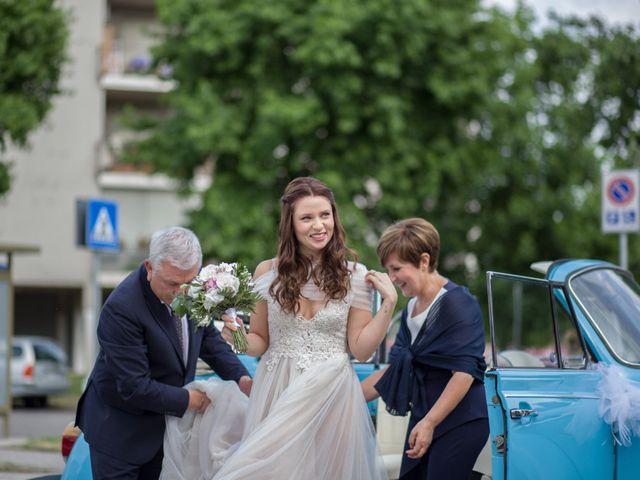 Il matrimonio di Andrea e Giulia a Cremona, Cremona 19