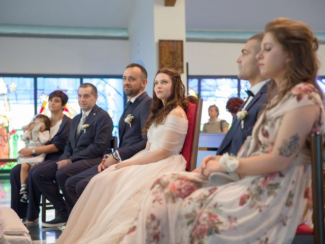 Il matrimonio di Andrea e Giulia a Cremona, Cremona 24