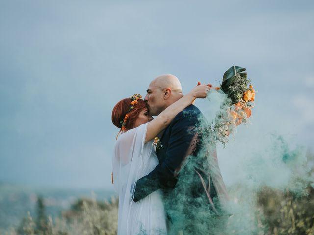 Le nozze di Ileana e Gabriele