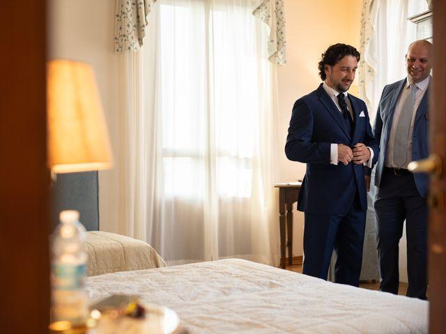 Il matrimonio di Pietro e Francesca a Cocconato, Asti 8
