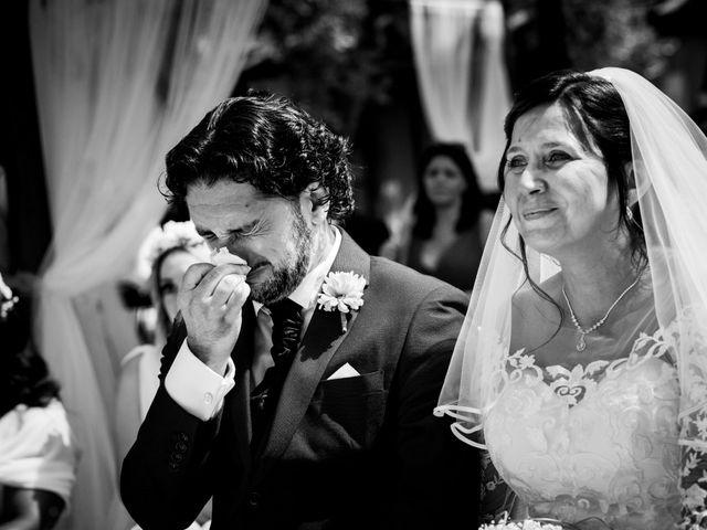 Il matrimonio di Pietro e Francesca a Cocconato, Asti 31