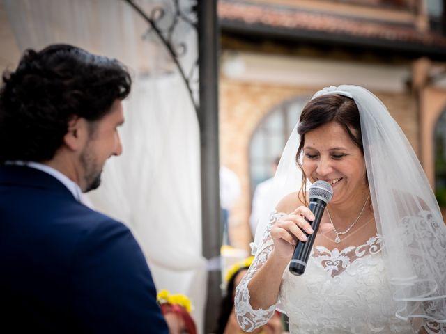 Il matrimonio di Pietro e Francesca a Cocconato, Asti 35