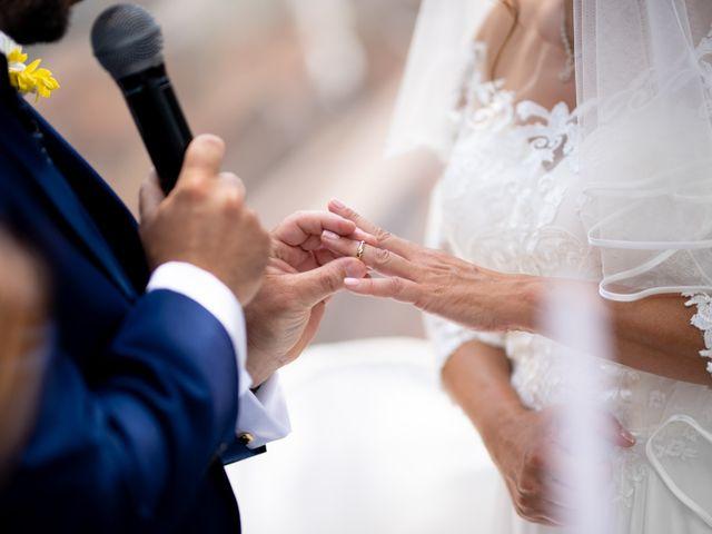 Il matrimonio di Pietro e Francesca a Cocconato, Asti 38