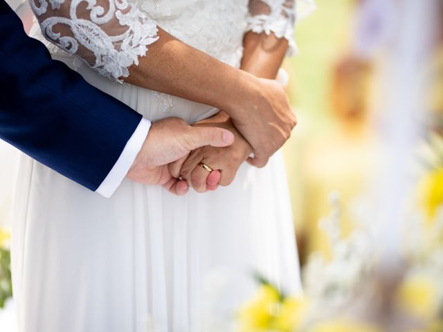 Il matrimonio di Pietro e Francesca a Cocconato, Asti 39