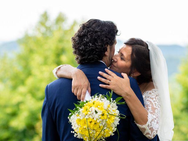 Il matrimonio di Pietro e Francesca a Cocconato, Asti 40