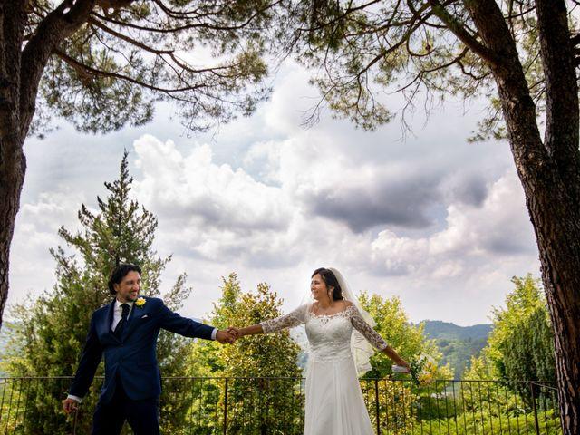 Il matrimonio di Pietro e Francesca a Cocconato, Asti 41
