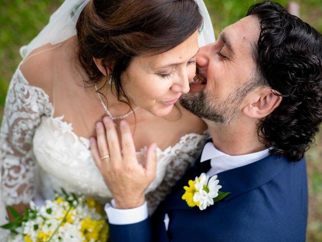 Il matrimonio di Pietro e Francesca a Cocconato, Asti 43