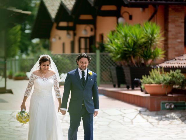 Il matrimonio di Pietro e Francesca a Cocconato, Asti 44