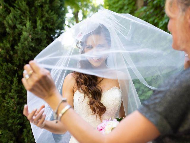 Il matrimonio di Sezar e Alessia a Porto Mantovano, Mantova 1