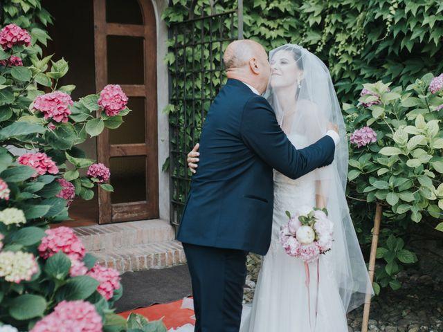 Il matrimonio di Sezar e Alessia a Porto Mantovano, Mantova 5