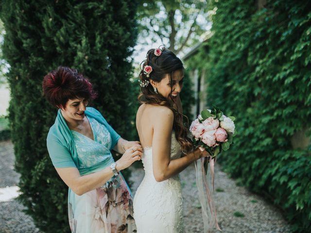 Il matrimonio di Sezar e Alessia a Porto Mantovano, Mantova 9