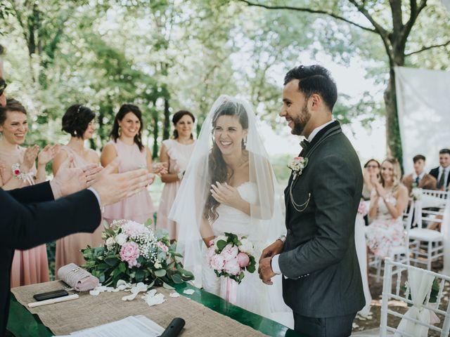 Il matrimonio di Sezar e Alessia a Porto Mantovano, Mantova 11