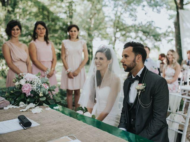 Il matrimonio di Sezar e Alessia a Porto Mantovano, Mantova 13