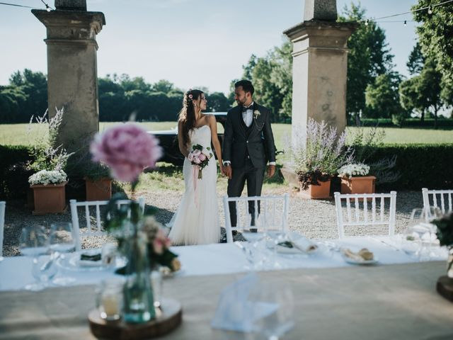 Il matrimonio di Sezar e Alessia a Porto Mantovano, Mantova 24