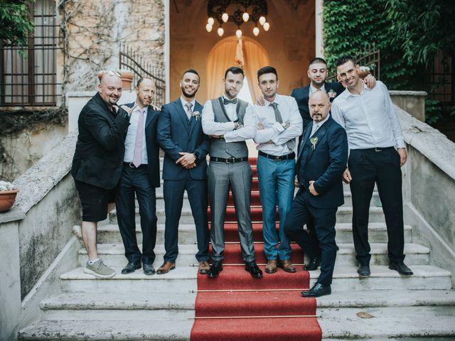 Il matrimonio di Sezar e Alessia a Porto Mantovano, Mantova 26