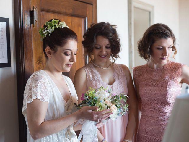 Il matrimonio di Enrico e Cristina a Saluzzo, Cuneo 2
