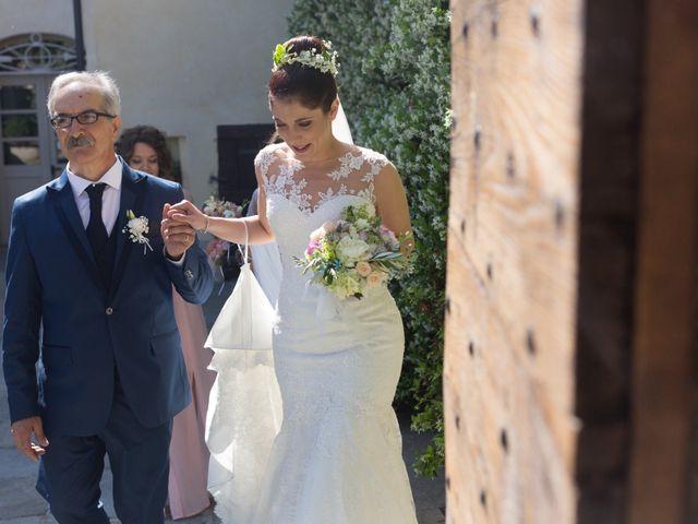 Il matrimonio di Enrico e Cristina a Saluzzo, Cuneo 17
