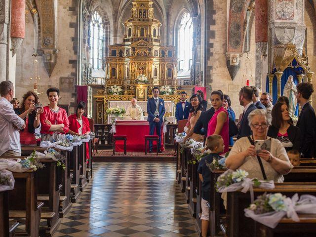 Il matrimonio di Enrico e Cristina a Saluzzo, Cuneo 19