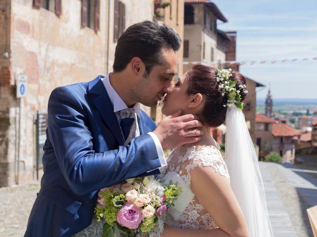 Il matrimonio di Enrico e Cristina a Saluzzo, Cuneo 33