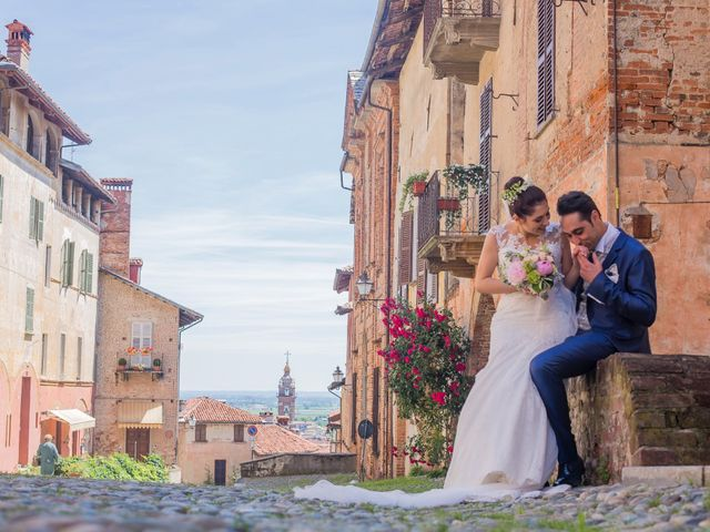 Il matrimonio di Enrico e Cristina a Saluzzo, Cuneo 34