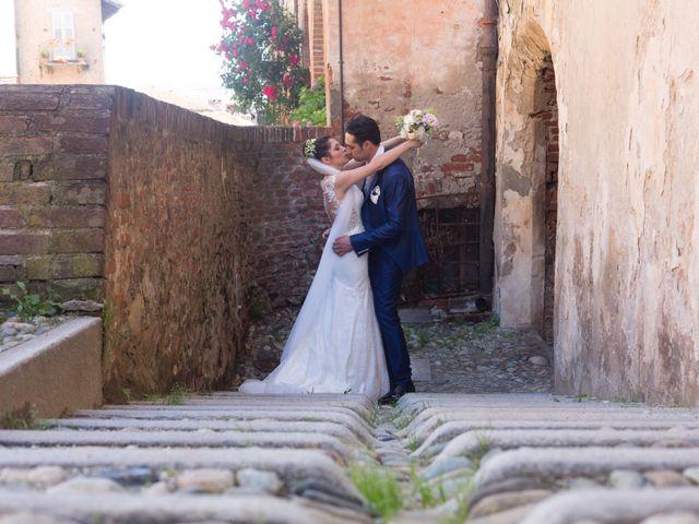 Il matrimonio di Enrico e Cristina a Saluzzo, Cuneo 35