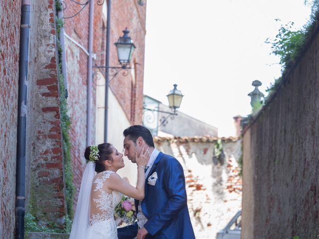 Il matrimonio di Enrico e Cristina a Saluzzo, Cuneo 38