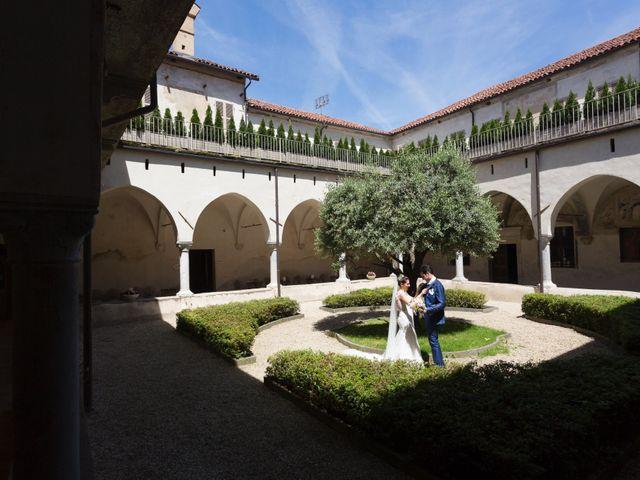 Il matrimonio di Enrico e Cristina a Saluzzo, Cuneo 41