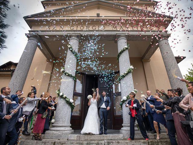 Il matrimonio di Ferruccio e Katia a Mapello, Bergamo 22