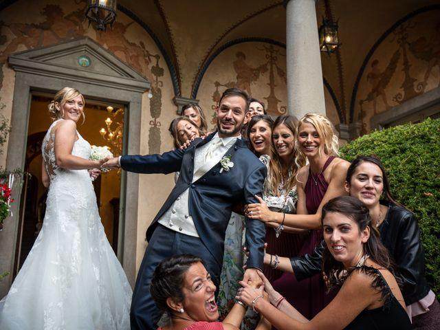 Il matrimonio di Ferruccio e Katia a Mapello, Bergamo 56