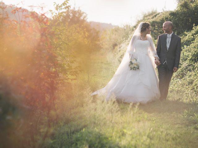 Le nozze di Maddalena e Enrico