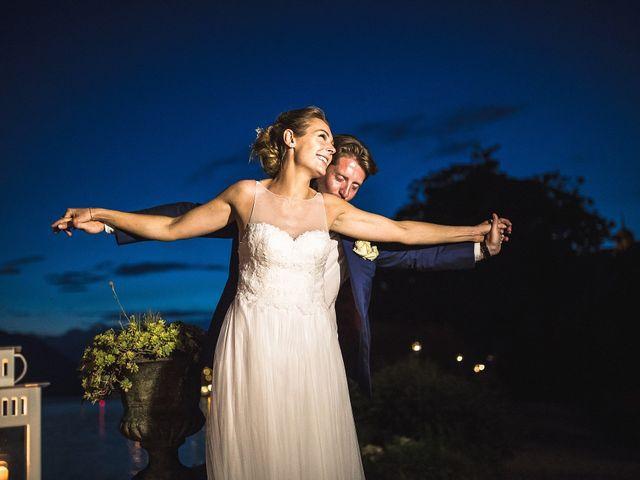 le nozze di Michaella e Rick