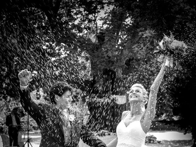 Le nozze di Kathy e Marcello