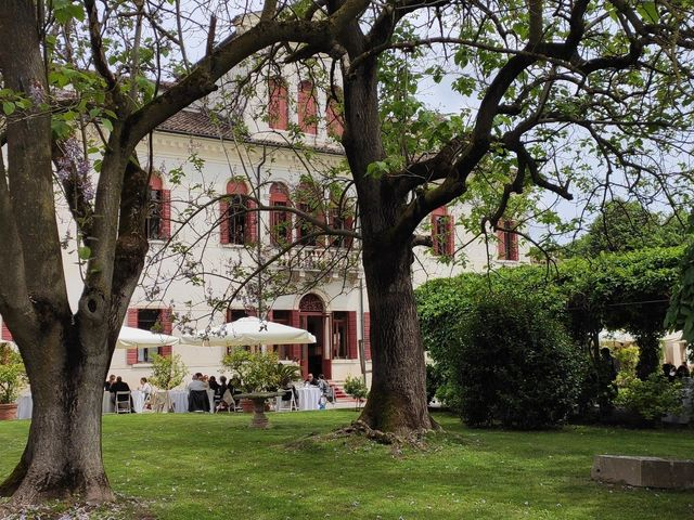Il matrimonio di Silvia e Andrea a Vigonovo, Venezia 2