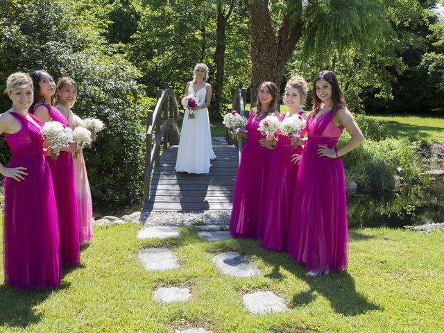 Il matrimonio di Alessandro e Stephanie a Robecco sul Naviglio, Milano 4