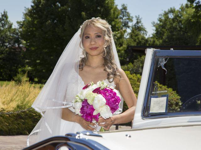 Il matrimonio di Alessandro e Stephanie a Robecco sul Naviglio, Milano 9